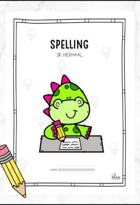 Werkbundel herhaling spelling